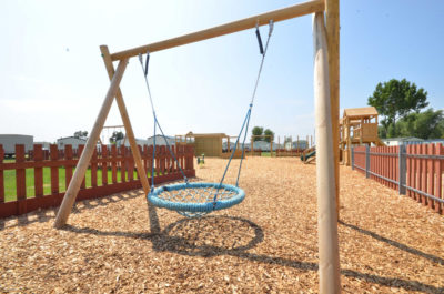 swing sheerness holiday park at isle of Sheppey caravan park