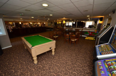 pub sheerness holiday park at isle of Sheppey caravan park