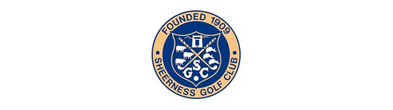 golf logo sheerness holiday park at isle of Sheppey caravan park