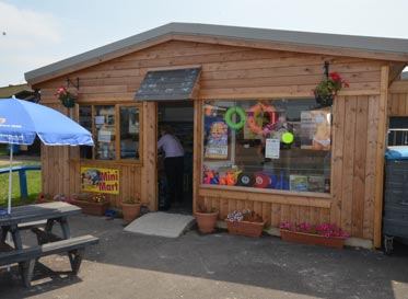 shop sheerness holiday park at isle of Sheppey caravan park