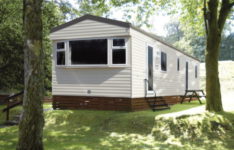 ABI Arizona Exterior sheerness holiday park at isle of Sheppey caravan park
