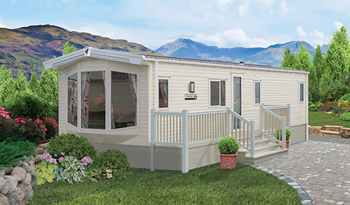 Willerby Sierra sheerness holiday park at isle of Sheppey caravan park